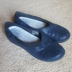 Clarks, cloud stoppers, size 7.5